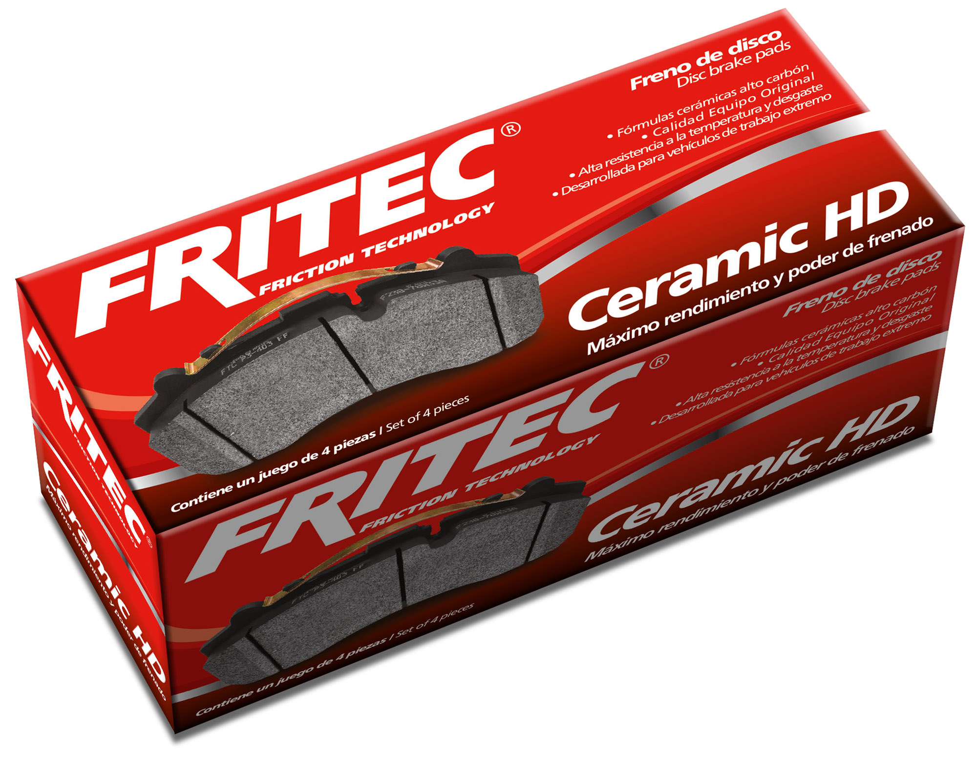 Fritec Ceramic HD